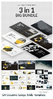 Graphicriver Big Bundle Creative Googe Slide Template