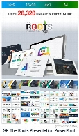 GraphicRiver The Roots Presentation PowerPoint Templates