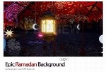 Epic Ramadan Background