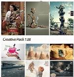 تصاویر تبلیغاتی متنوع138 Creative Pack