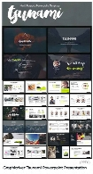 Graphicriver Tsunami Powerpoint Presentation
