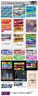 بیش از 5000 گرادینت فتوشاپ برای طراحی5000 Photoshop Gradients For Designers