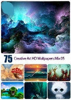 75 Creative Art HD Wallpapers Mix 05
