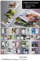 CM Multipurpose Magazine Template