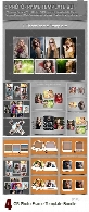 GraphicRiver 4 Photo Frame Template Bundle