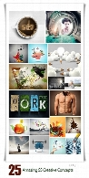 Amazing ShutterStock Creative Concepts