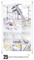 Stock Photos Architectural Plan