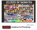 10000 گرادینت متنوع فتوشاپ10000 Gradients For Photoshop