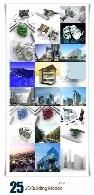 تصاویر با کیفیت مدل سه بعدی معماری ساختمان3D Building Models