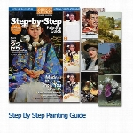 American Artist Highlights Step By Step Painting Guide