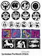 تصاویر کورل نماد ماه های تولدSymbolizes The Month Of Birth