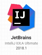 JetBrains IntelliJ IDEA Ultimate 2018.1