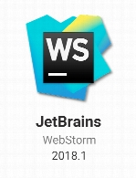 JetBrains WebStorm 2018.1