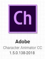 Adobe Character Animator CC 2018 v1.5.0.138 - x64 April 2018