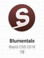 Blumentals Rapid CSS 2018 15.0.0.199