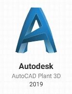 Autodesk AutoCAD Plant 3D 2019.0.1 x64