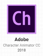 Adobe Character Animator CC 2018 1.1.1.11 x64 Activated