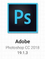 Adobe Photoshop CC 2018 19.1.3.49649 - x86 Activated (April 2018)