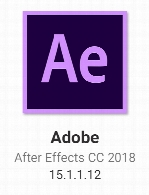 Adobe After Effects CC 2018 15.1.1.12 Activated