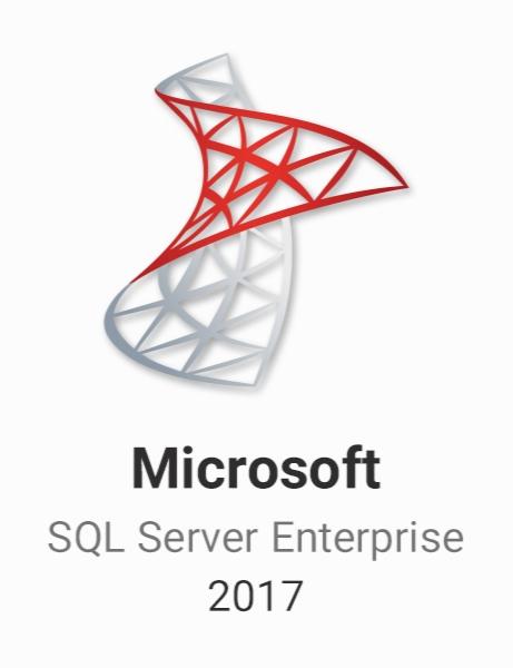 Microsoft SQL Server Enterprise 2017 x64 ISO