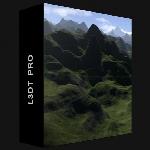 L3DT Pro 16.05 Large 3D Terrain Generator x86