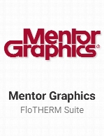Mentor Graphics FloTHERM Suite 12.1 x64