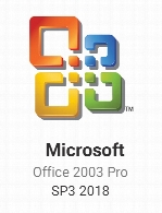 Microsoft Office 2003 Professional SP3 (Update May, 2018)