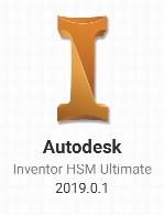 Autodesk Inventor HSM Ultimate v2019.0.1 x64
