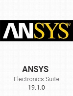 ANSYS Electronics Suite 19.1.0