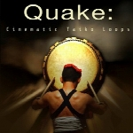 Big Fish Audio QUAKE Cinematic Taiko Loops WAV REX