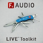 بانک صدای ابلتون لایوF9 Audio F9 Toolkit for Ableton Live 9+10 Deluxe Edition