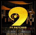 لوپ ارکسترالPatches Orchestral Super Pack 2 WAV MiDi