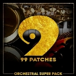 لوپ ارکسترالPatches Orchestral Super Pack WAV MiDi