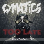 پروژه آمادهCymatics Too Late Hybrid Trap Project File ALS Logic FLP
