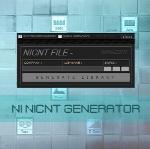 نرم افزار برای ایجاد در کانتکتNI Nicnt Generator ADD LIBRARY