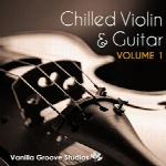 لوپ های گیتار و ویولنVanilla Groove Studios Chilled Violin and Guitar Vol.1 WAV