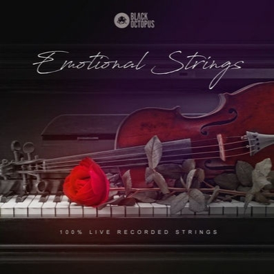 لوپ / Black Octopus Sound Emotional Strings WAV