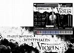 وی اس تی ویولن الکتریکStrezov Sampling Westphalen Baritone Violin KONTAKT