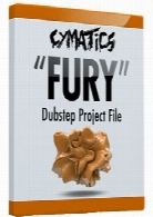 "پروژه آماده داب استپCymatics ""Fury"" – Dubstep Project File ALS LOGIC FLP"