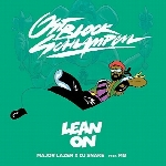 پروژه لایه باز موزیکMajor Lazer & DJ Snake – Lean On (feat. MØ)
