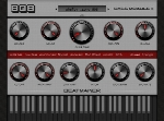 وی اس تی باسBeatMaker 808 Bass Module 2 v2.5.1 Mac / Win