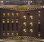 وی اس تی باسGlobal Audio Tools 24K 808s KONTAKT