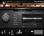 وی اس تیImpact Soundworks Ventus Ethnic Winds Ocarinas KONTAKT