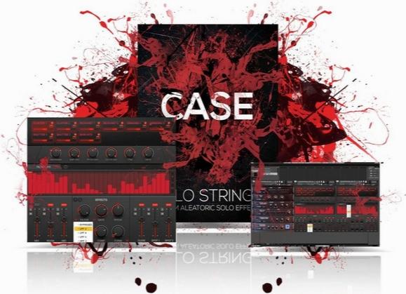 وی اس تی استرینگ / Dio CASE Solo Strings FX KONTAKT