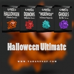 لوپ سمپل پروژه آمادهCymatics Halloween Ultimate Samples + BONUSES