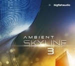 بانک صدای فضا سازیBig Fish Audio Ambient Skyline 3 MULTiFORMAT