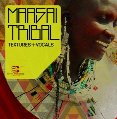 لوپ های وکال آفریقایی / EarthMoments Maasai Tribal Textures and Vocals WAV