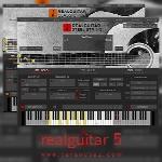 وی اس تی گیتارMusicLab RealGuitar v5.0.0.7353 (WIN OSX)-R2R