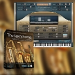 وی اس تی ساکسوفونSample Modeling The Saxophones v.1.1.1 win R2R