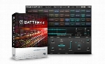 وی اس تیNative Instruments Battery 4 v4.1.6 + Factory Library v1.1.0